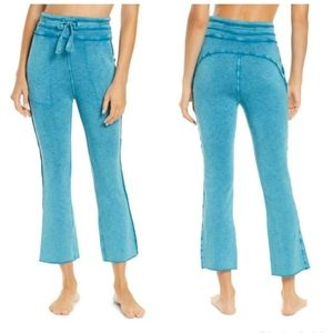 NWT Free People Movement Solid Wide Leg Pants